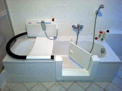 badewannen wechsel paul lessertlift und badwannent r kombi. Black Bedroom Furniture Sets. Home Design Ideas