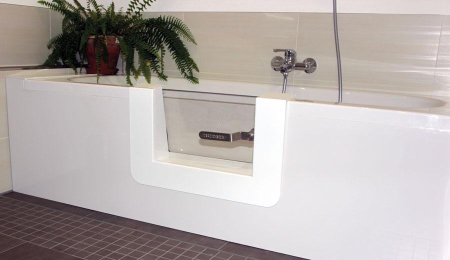 badewannen wechsel paul lessertbadewannent r badewannen. Black Bedroom Furniture Sets. Home Design Ideas